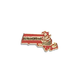 Massachusetts Pin