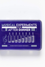 Chronicle Books Musical Experiments for After Dinner