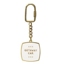 Easy, Tiger Getaway Car Keychain