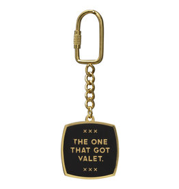The One That Got Valet Keychain