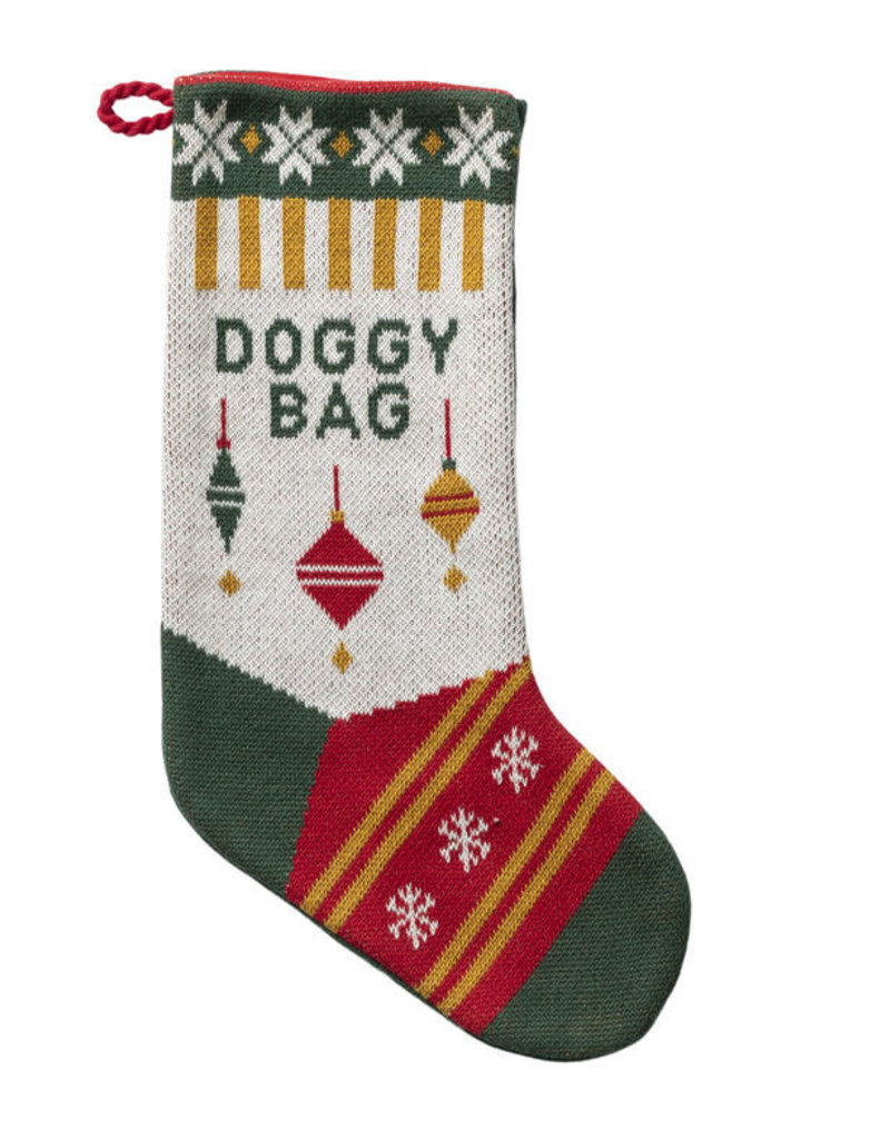 Easy, Tiger Doggy Bag Stocking