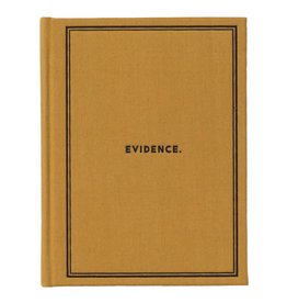 Easy, Tiger Evidence Small Notebook