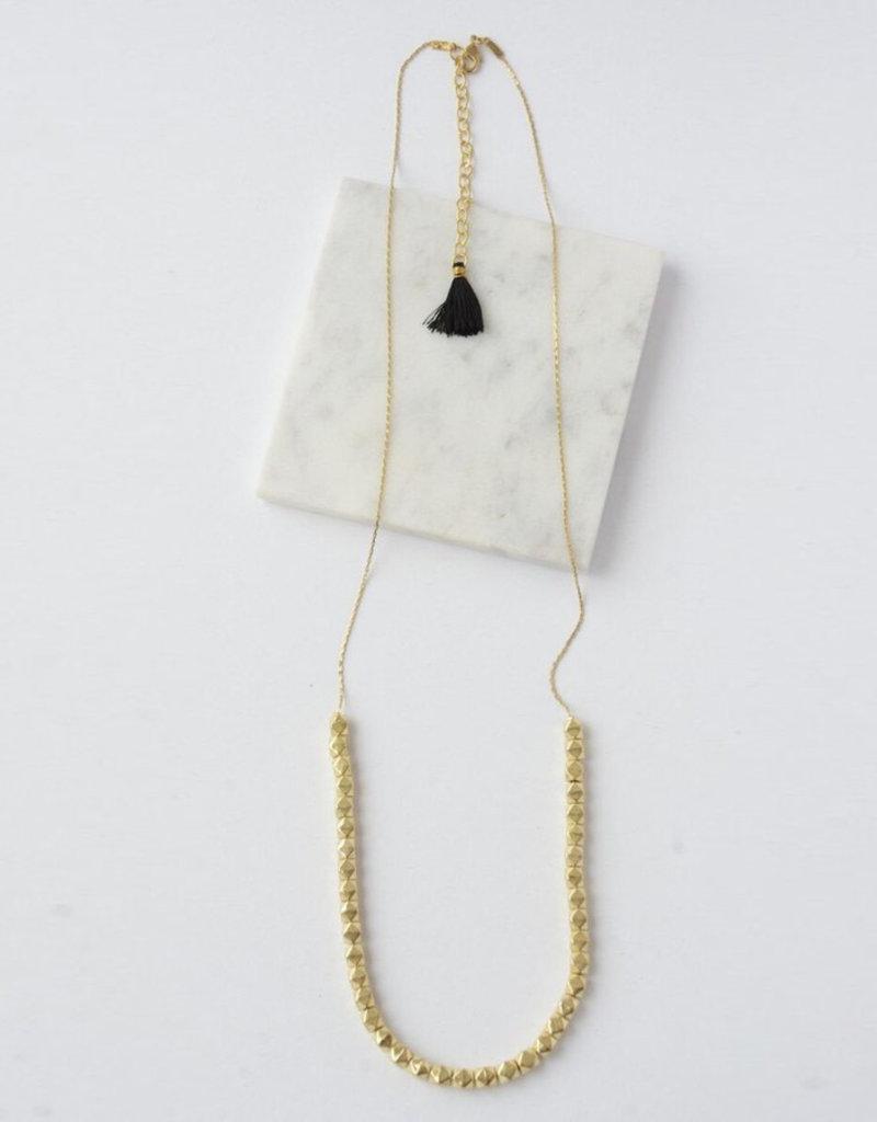 Fair Anita Golden Glow Necklace