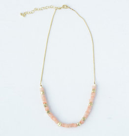 Fair Anita Sand Glass Necklace