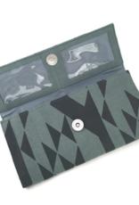 Fair Anita Looking Glass Clutch Wallet