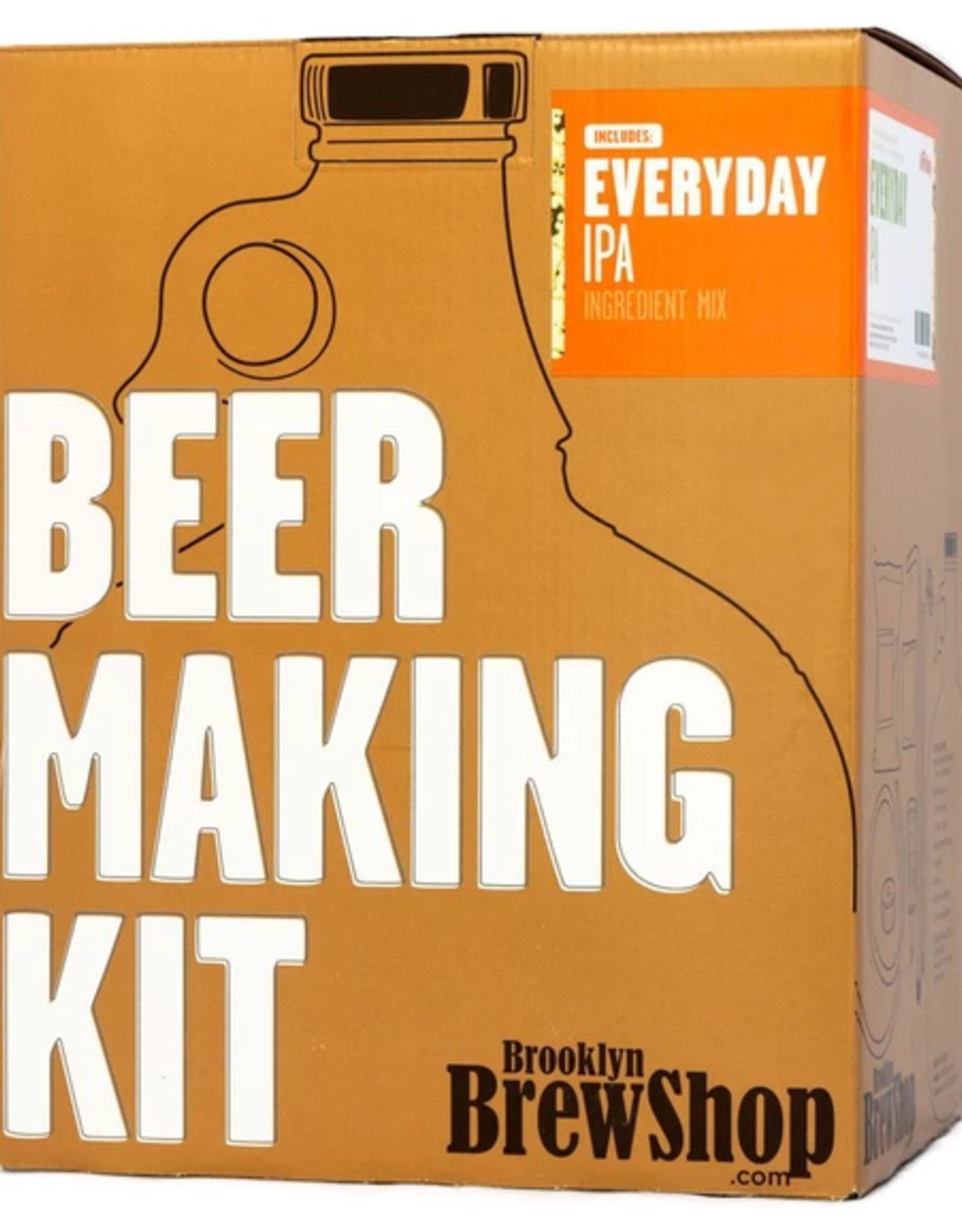 Brooklyn Brew Shop Everyday IPA: Beer Making Kit