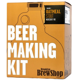 Brooklyn Brew Shop Oatmeal Stout: Beer Making Kit