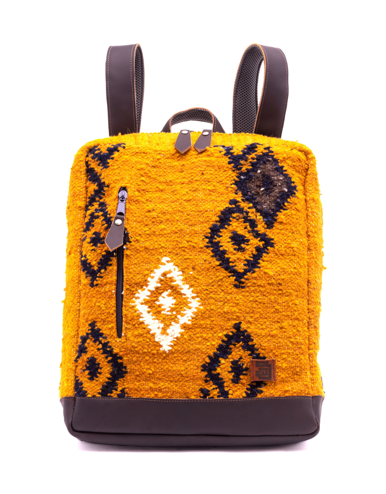 Elementos Wool Backpack - Fuego