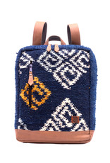 Achiote Guatemalan Goods Elementos Wool Backpack - Agua