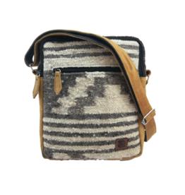 Achiote Guatemalan Goods Elementos Wool Traveler - Zaculeu