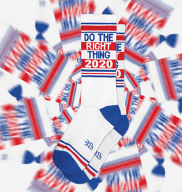 Gumball Poodle Do the Right Thing 2020 Gym Socks