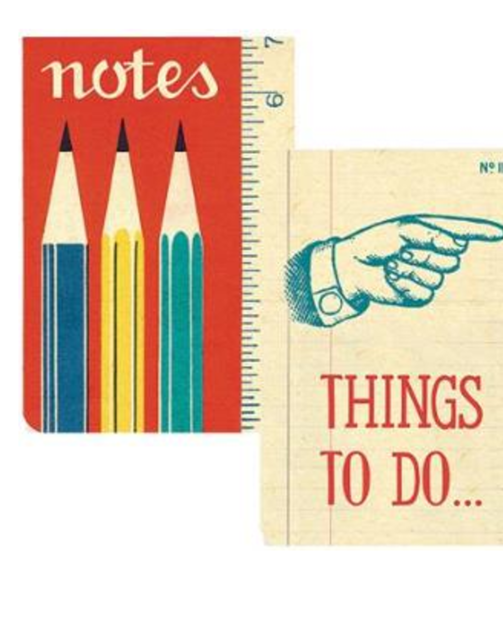 Office Pocket Notebook (Set of 2)