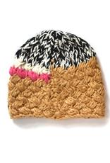 Melange Hand Crochet Hat