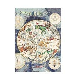 Paperblanks 2020 Midi Planner - Celestial Planisphere