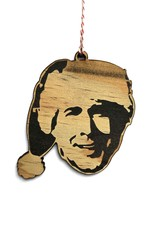 Letter Craft Chevy Chase Wooden Ornament