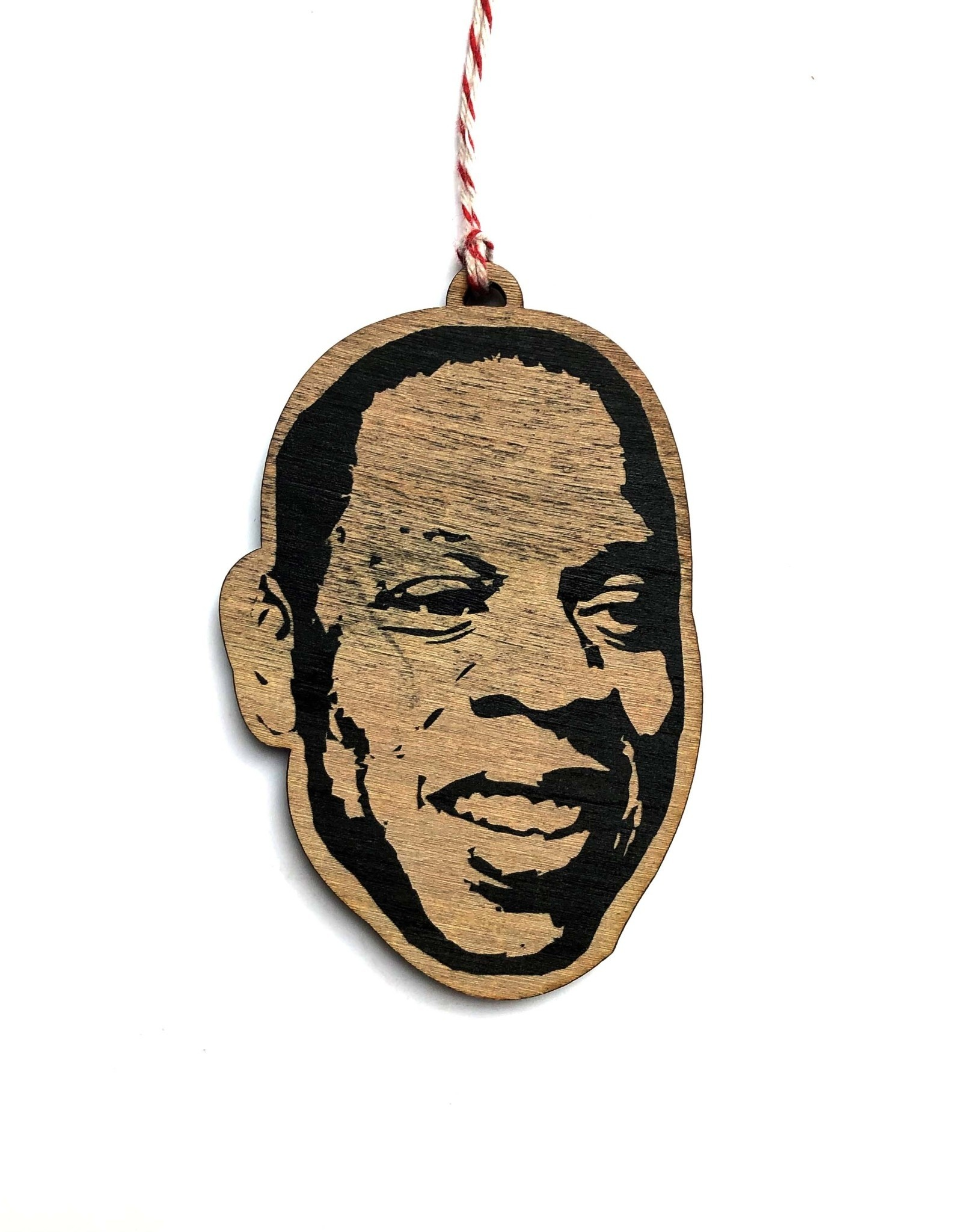 Jay Z Wooden Ornament