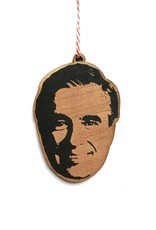 Letter Craft Mr Rogers Wooden Ornament