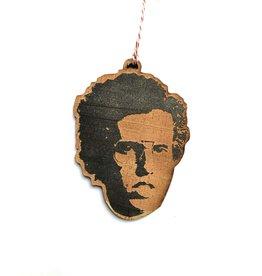 Letter Craft Napoleon Dynamite Wooden Ornament