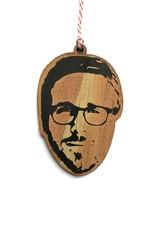 Letter Craft Ryan Gosling Wooden Ornament