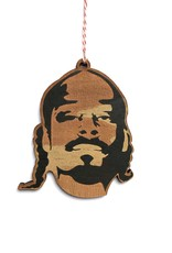 Snoop Wooden Ornament