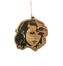 Letter Craft Taylor Swift Wooden Ornament