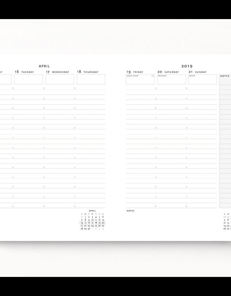 Paperblanks 2020 Ultra Planner - Kikka