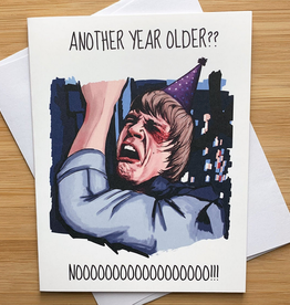 Another Year Older?? Luke Skywalker (Star Wars) Greeting Card
