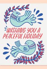Holiday Doves Card Box Set
