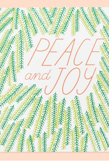 Peace & Joy Greeting Cards Boxed Set of 6