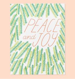 Peace & Joy Card Box Set