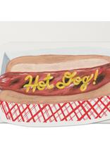 Hot Dog! Greeting Card
