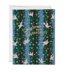 Seasons Greetings (Holly Dove) Greeting Box Set