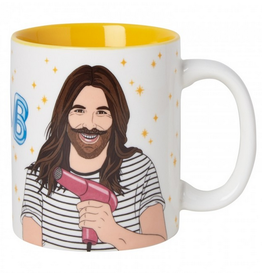 The Found JVN Queer Eye Fab Ceramic Mug