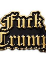 Fuck Trump Enamel Pin