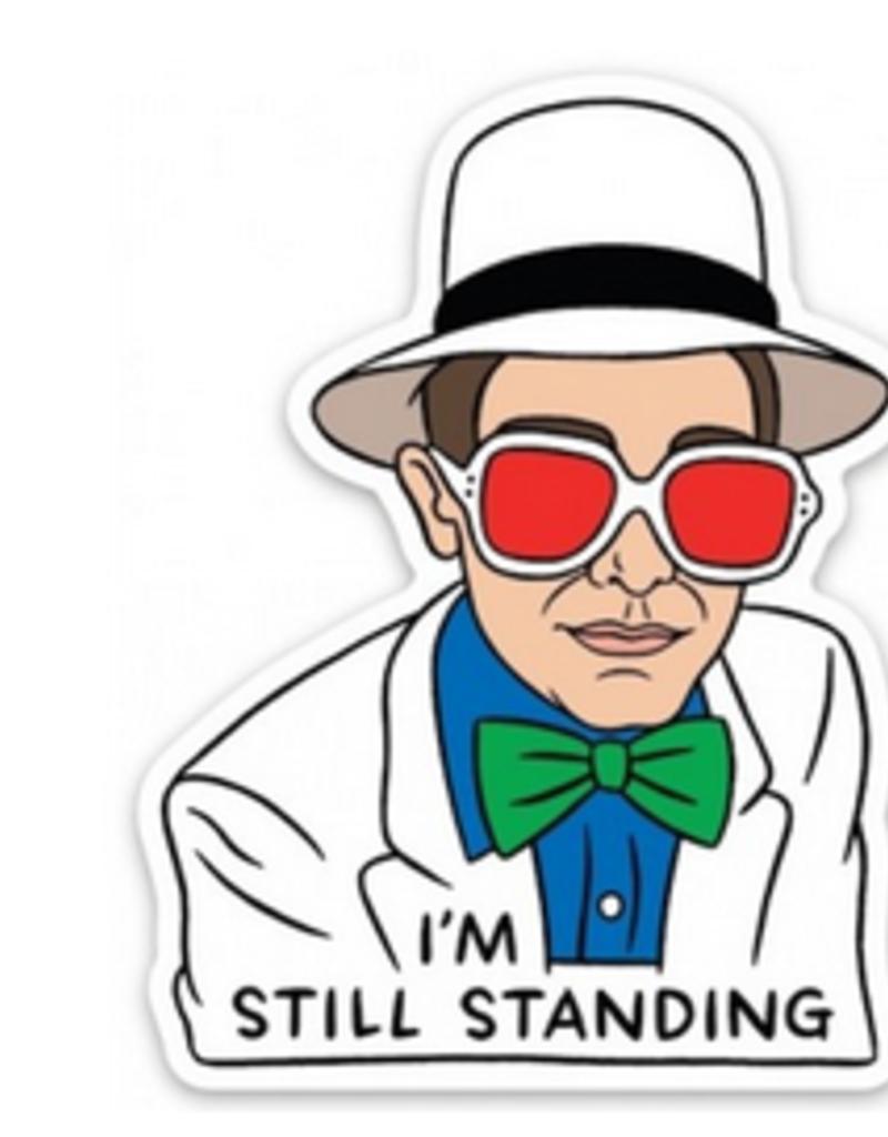 The Found I'm Still Standing Elton John Sticker