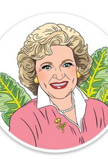 The Found Betty White Golden Girls Sticker