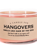 A Candle for Hangovers