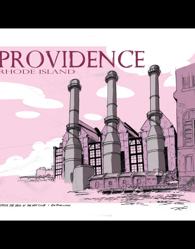 Em Robillard Power Station from the Hot Club Print