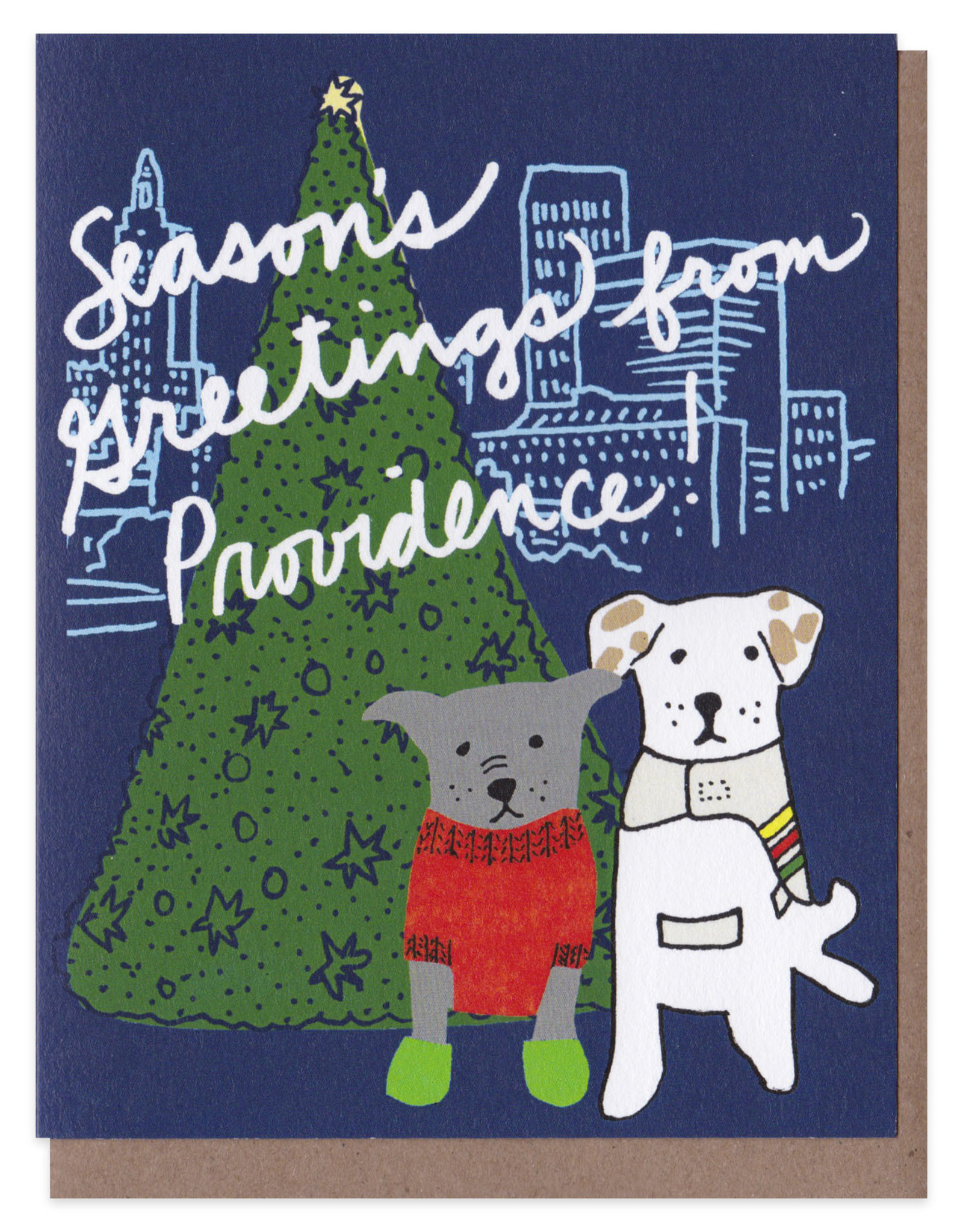 Providence Dogs Holiday Box Set