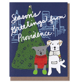 La Familia Green Providence Dogs Holiday Box Set