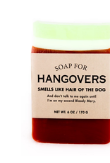 A Soap for Hangovers
