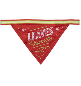 Leaves Presents Dog Bandana