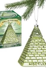 Dollar Pyramid Ornament