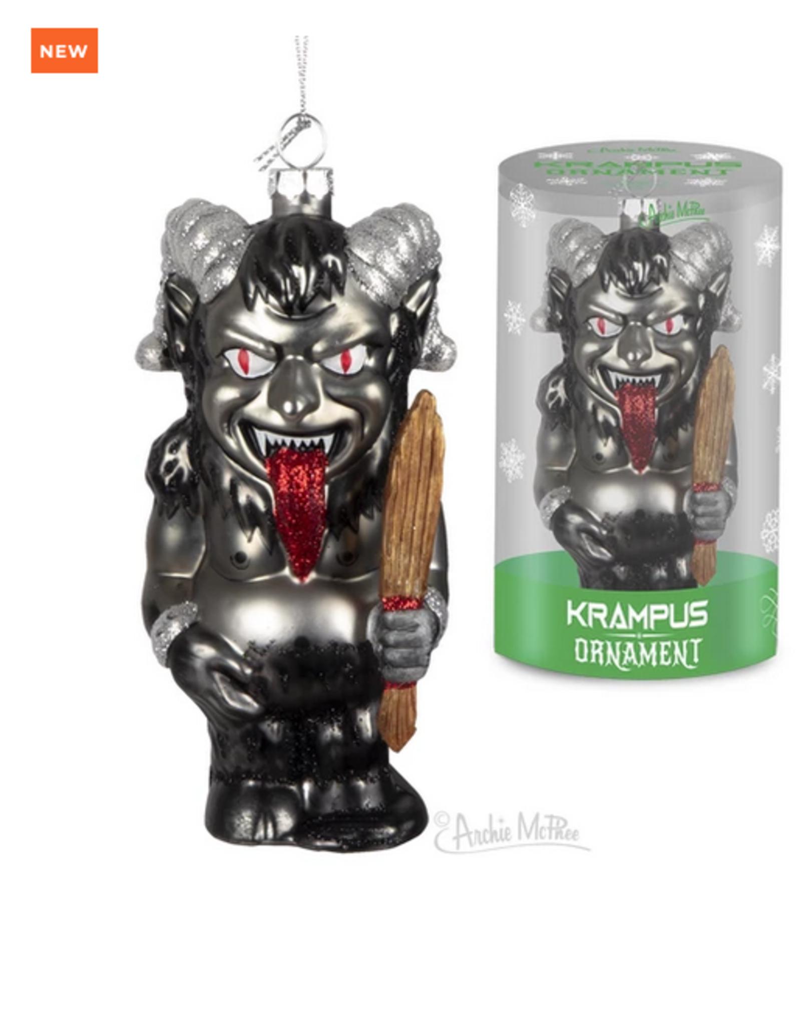 Accoutrements LLC Chubby Krampus Ornament