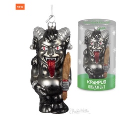 Chubby Krampus Ornament