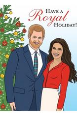 Have a Royal Holiday Greeting Card