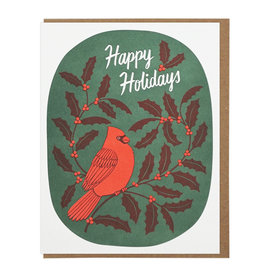 Lucky Horse Press Happy Holidays Cardinal Box Set