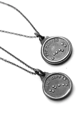 Figs and Ginger Big Dipper & Little Dipper Set of 2 Necklaces