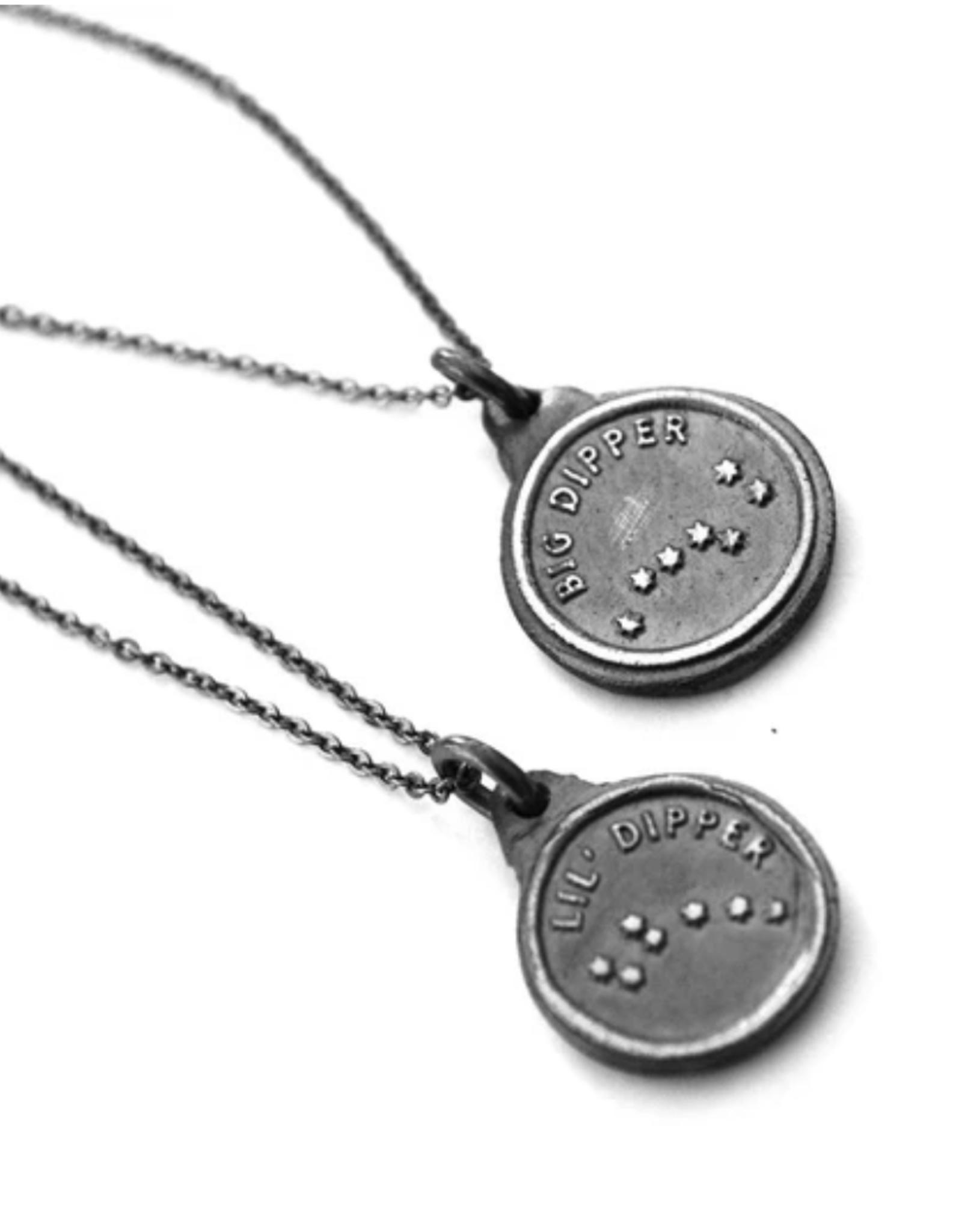 Big Dipper & Little Dipper Set of 2 Necklaces