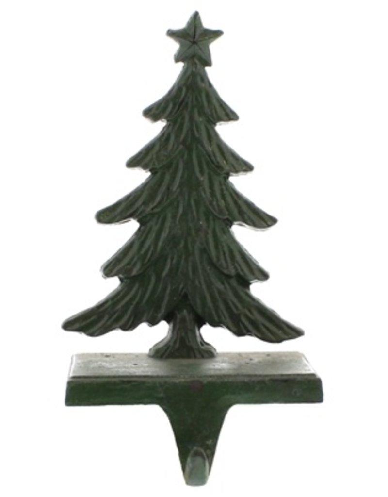 VIntage Cast Iron Christmas Stocking Hangers